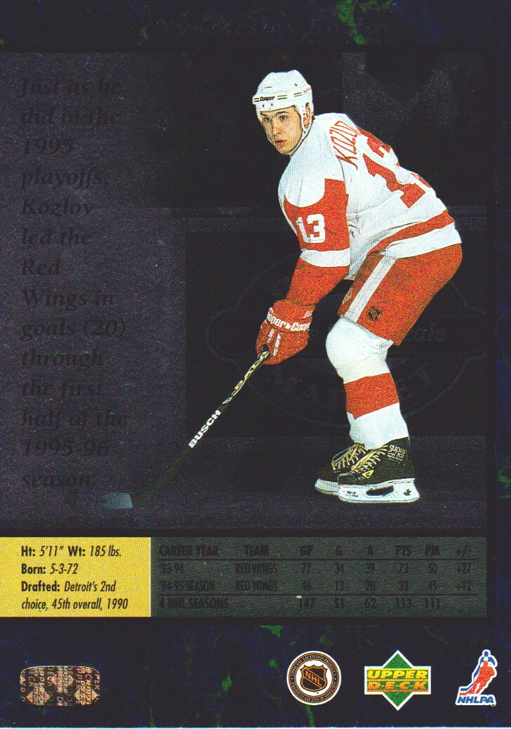 1995-96-SP-Hockey-Cards-Pick-From-List miniature 33