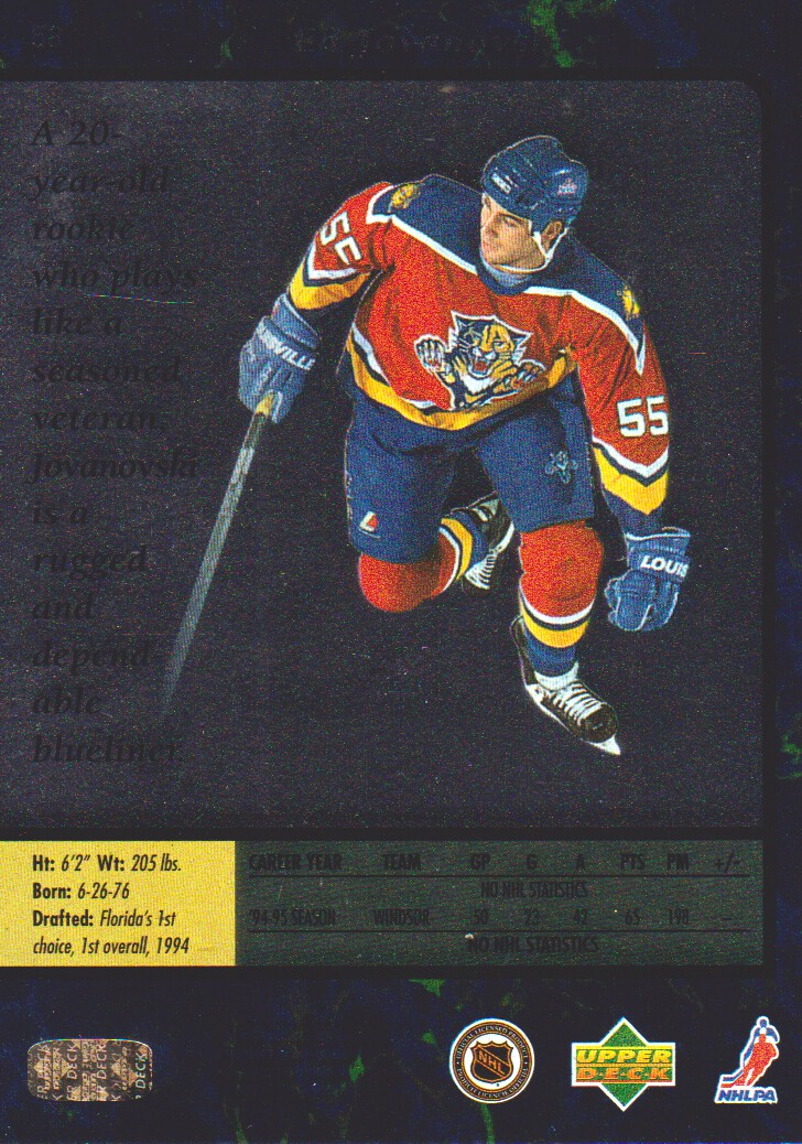 1995-96-SP-Hockey-Cards-Pick-From-List miniature 37