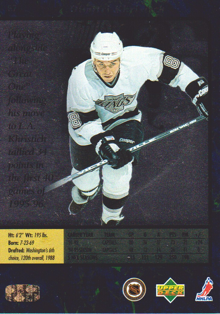 1995-96-SP-Hockey-Cards-Pick-From-List miniature 43