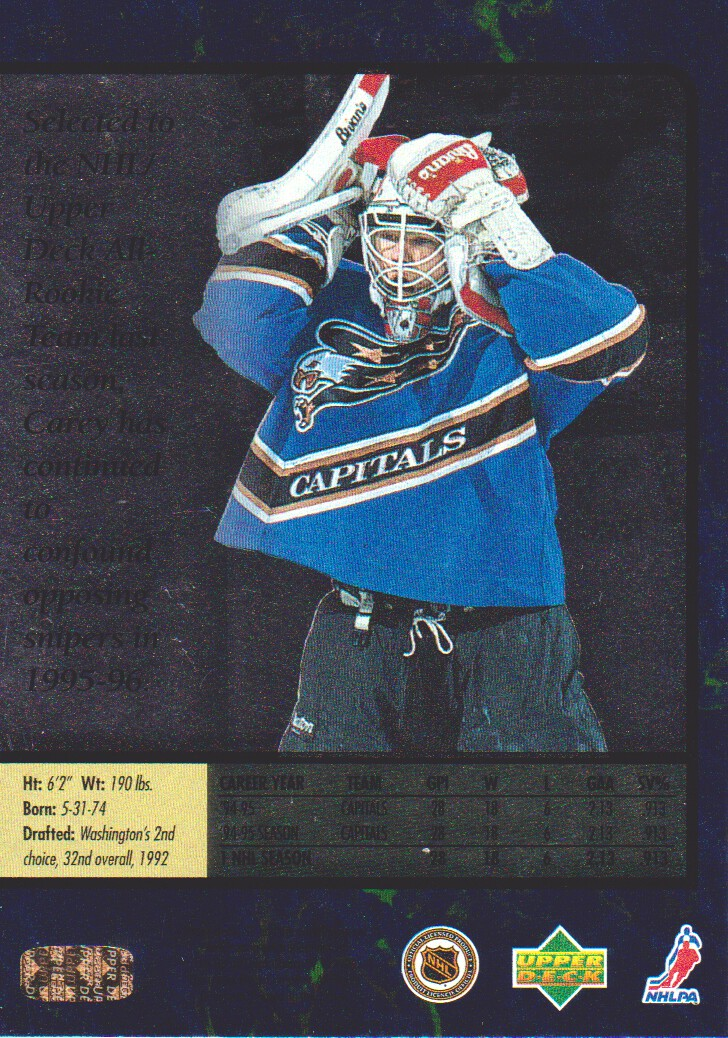 1995-96-SP-Hockey-Cards-Pick-From-List miniature 51