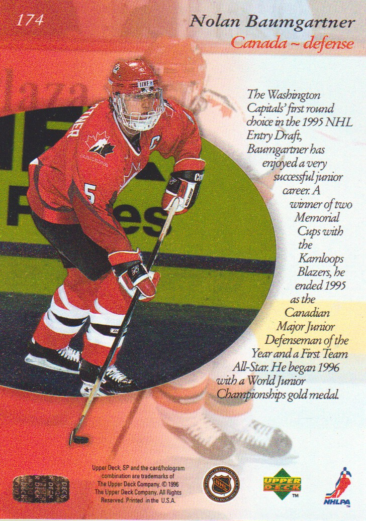 1995-96-SP-Hockey-Cards-Pick-From-List miniature 57