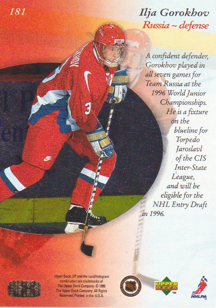 1995-96-SP-Hockey-Cards-Pick-From-List miniature 65