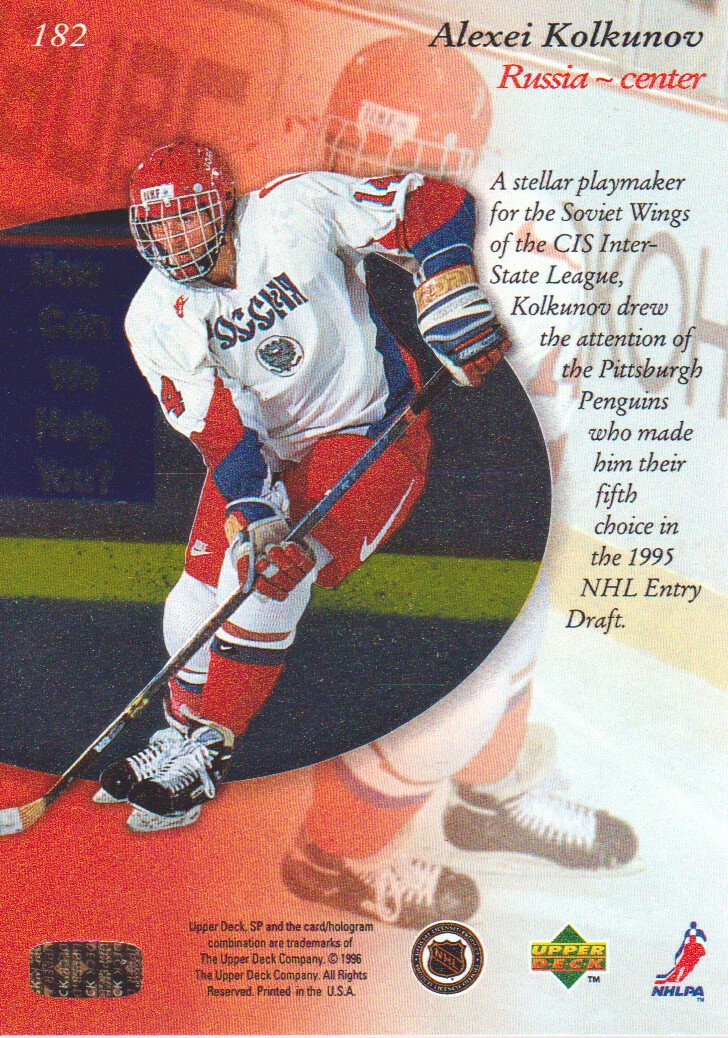 1995-96-SP-Hockey-Cards-Pick-From-List miniature 67