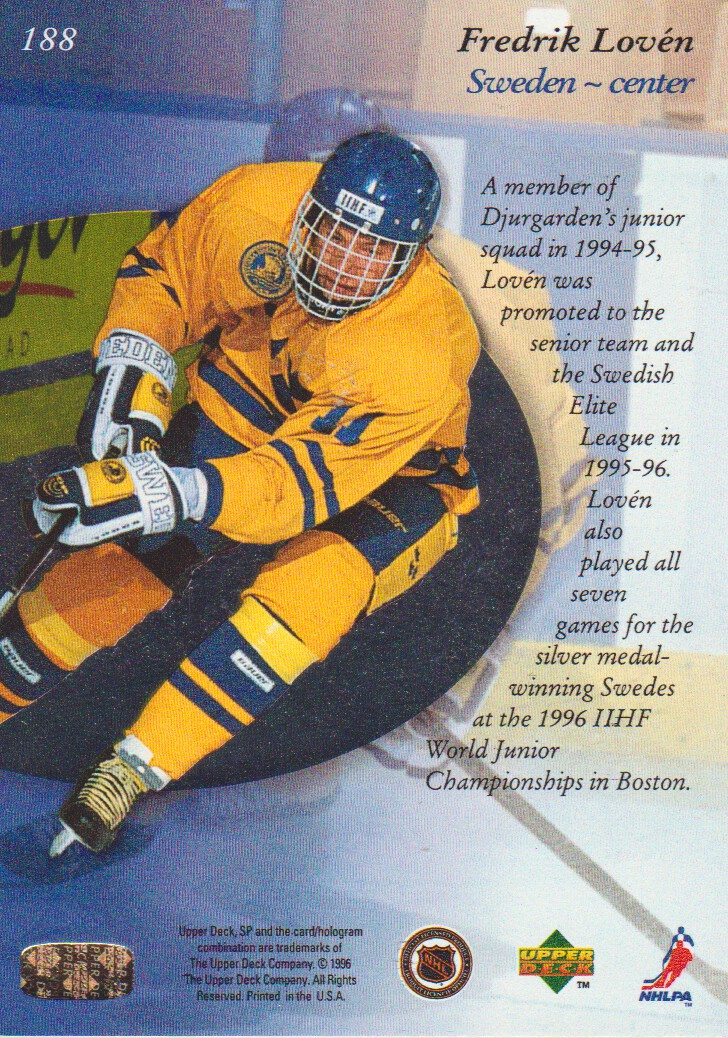 1995-96-SP-Hockey-Cards-Pick-From-List miniature 73