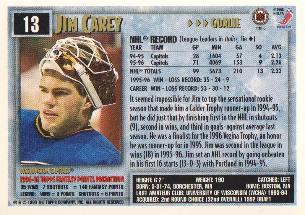 1996-97-Topps-Picks-Hockey-Cards-Pick-From-List thumbnail 15
