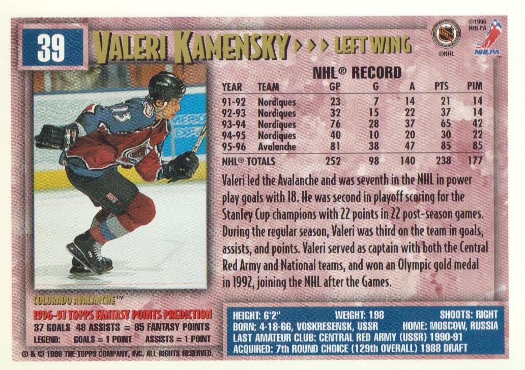1996-97-Topps-Picks-Hockey-Cards-Pick-From-List thumbnail 41