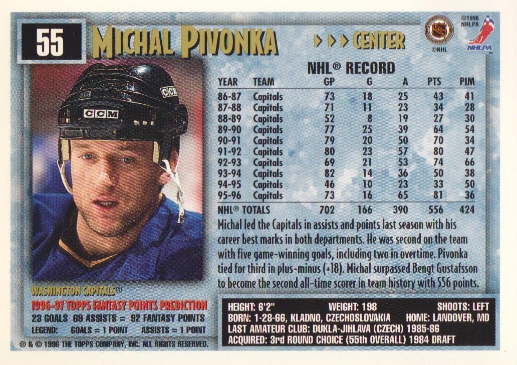 1996-97-Topps-Picks-Hockey-Cards-Pick-From-List thumbnail 57