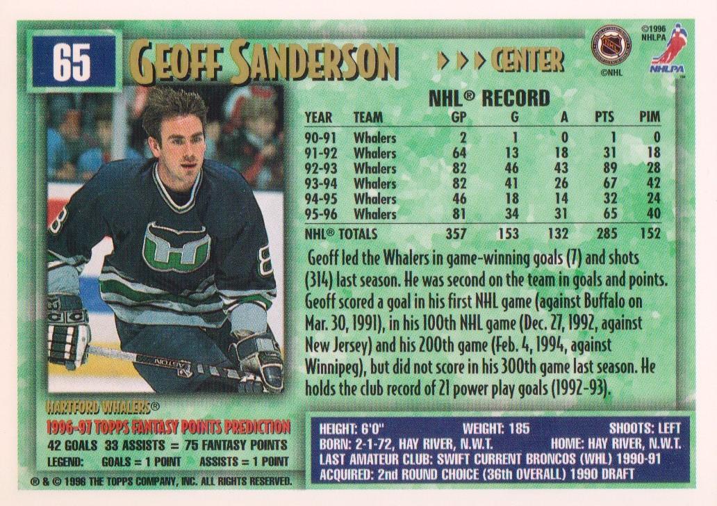 1996-97-Topps-Picks-Hockey-Cards-Pick-From-List thumbnail 67