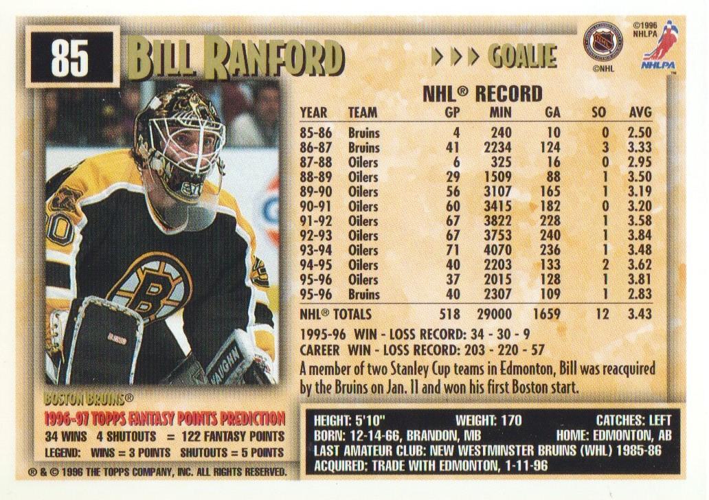 1996-97-Topps-Picks-Hockey-Cards-Pick-From-List thumbnail 85