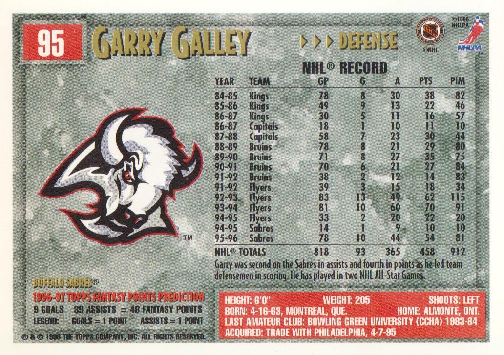 1996-97-Topps-Picks-Hockey-Cards-Pick-From-List thumbnail 95