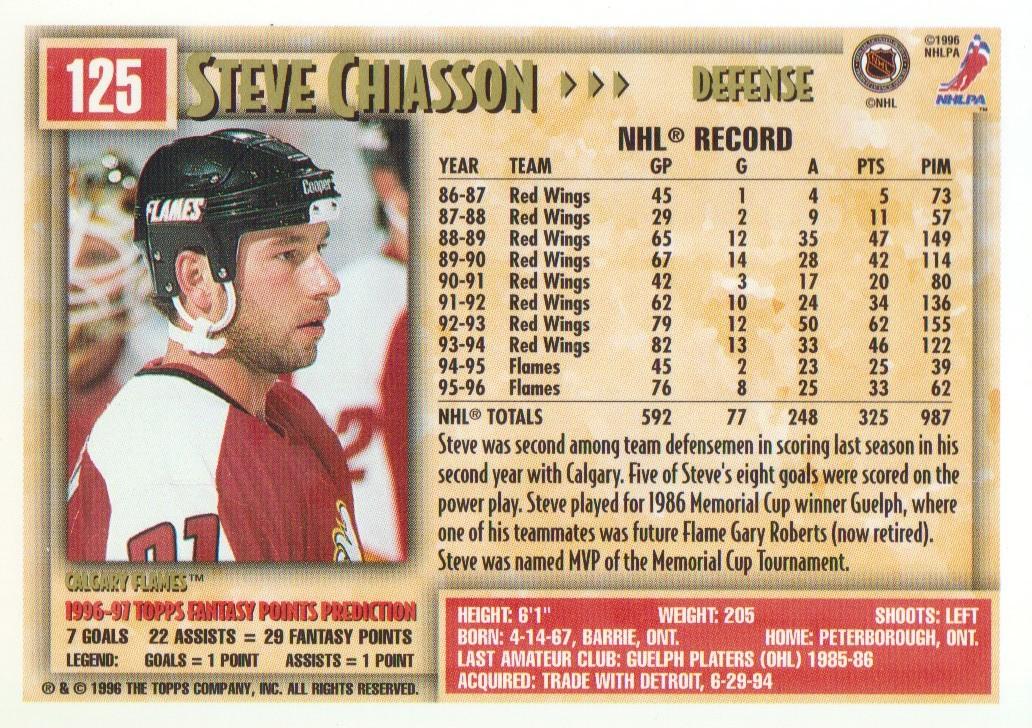 1996-97-Topps-Picks-Hockey-Cards-Pick-From-List thumbnail 125