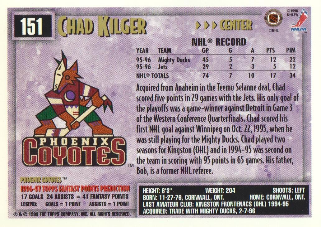 1996-97-Topps-Picks-Hockey-Cards-Pick-From-List thumbnail 151