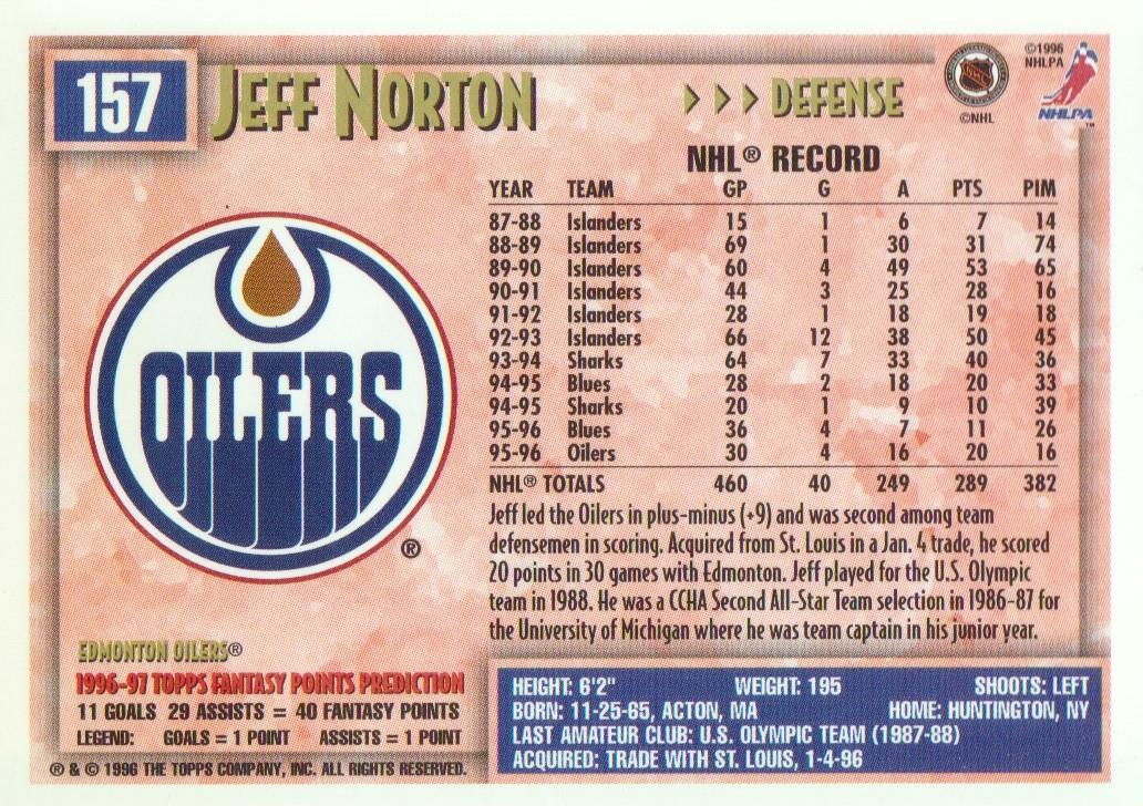 1996-97-Topps-Picks-Hockey-Cards-Pick-From-List thumbnail 157