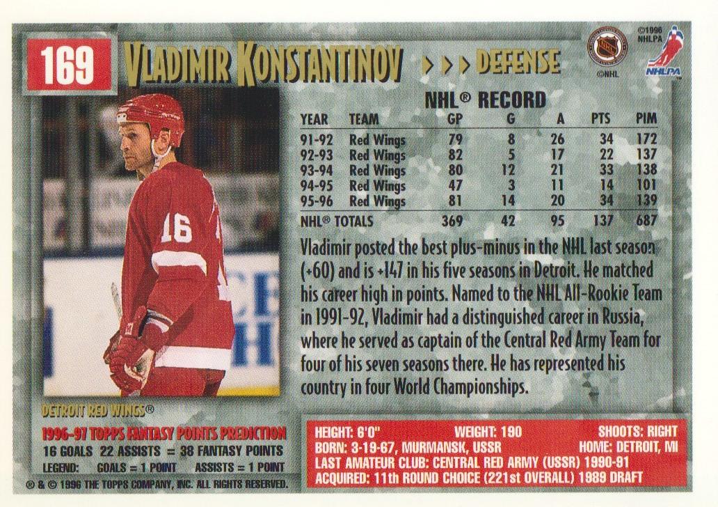 1996-97-Topps-Picks-Hockey-Cards-Pick-From-List thumbnail 165