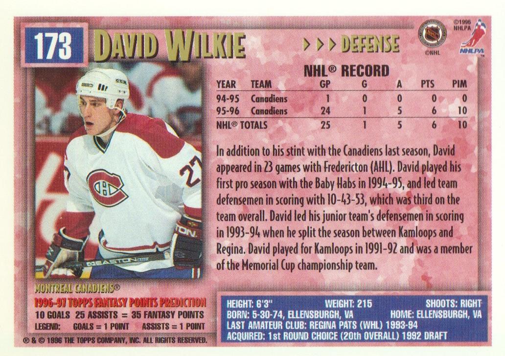 1996-97-Topps-Picks-Hockey-Cards-Pick-From-List thumbnail 167