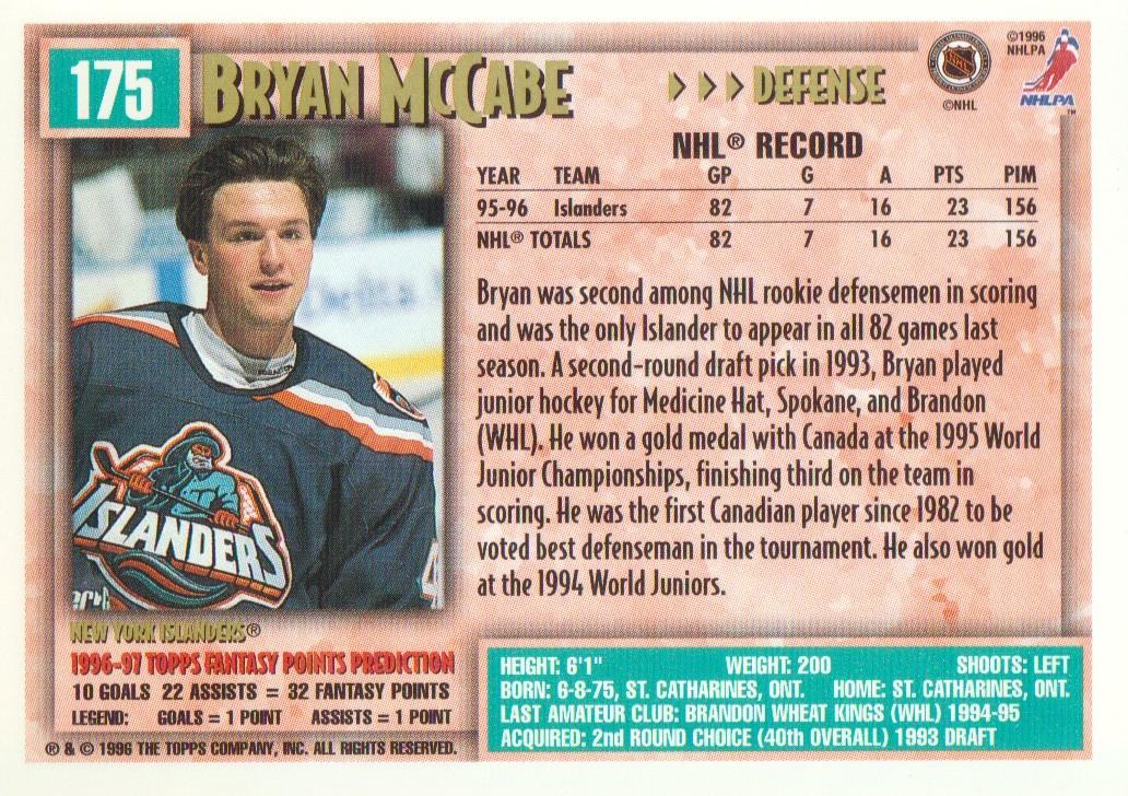 1996-97-Topps-Picks-Hockey-Cards-Pick-From-List thumbnail 169