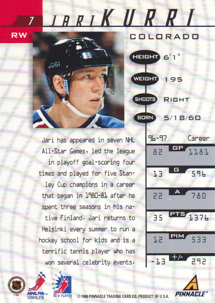 1997-98-Be-A-Player-BAP-Autograph-AUTO-Hockey-Cards-Pick-From-List miniature 3