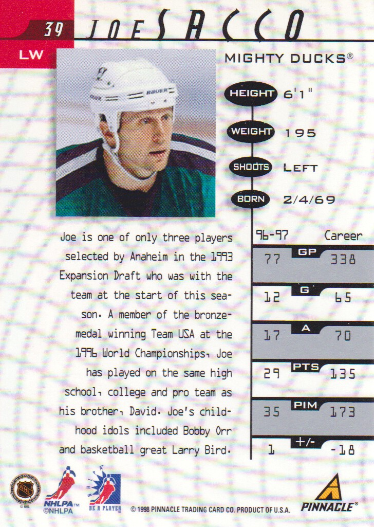1997-98-Be-A-Player-BAP-Autograph-AUTO-Hockey-Cards-Pick-From-List miniature 5