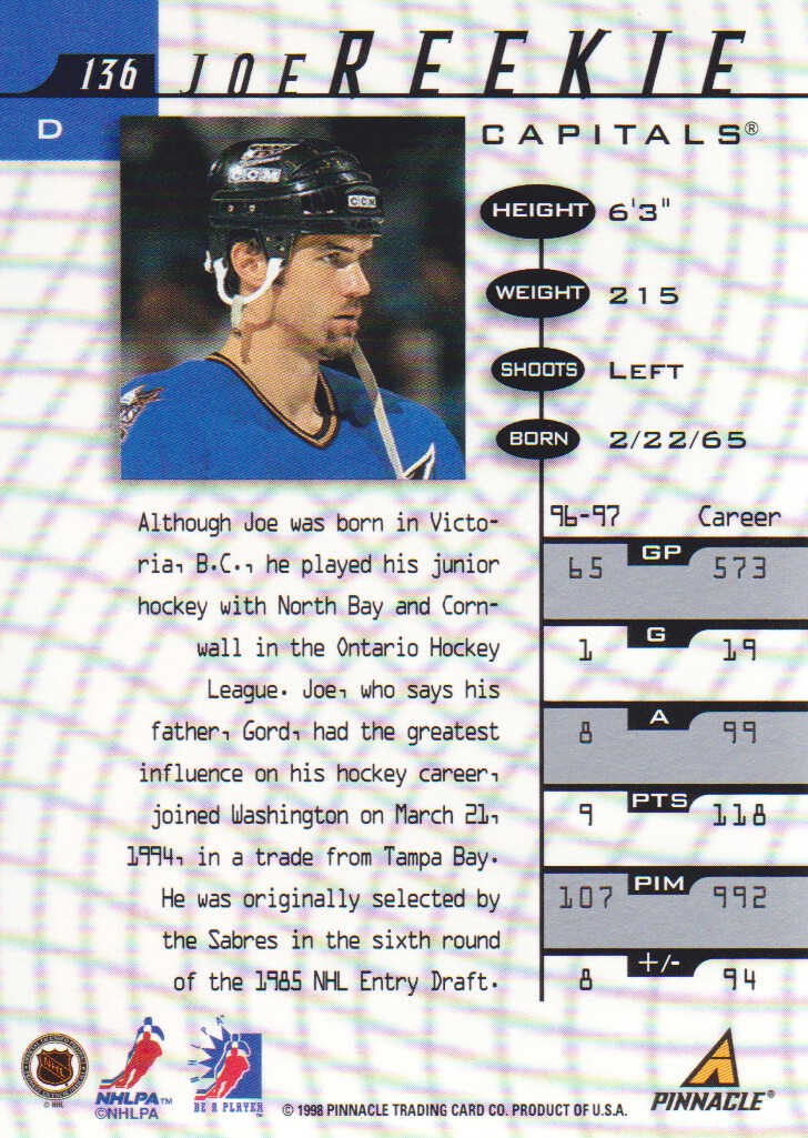 1997-98-Be-A-Player-BAP-Autograph-AUTO-Hockey-Cards-Pick-From-List miniature 11