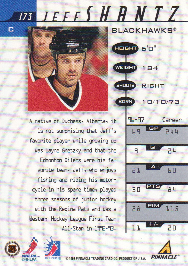 1997-98-Be-A-Player-BAP-Autograph-AUTO-Hockey-Cards-Pick-From-List miniature 15