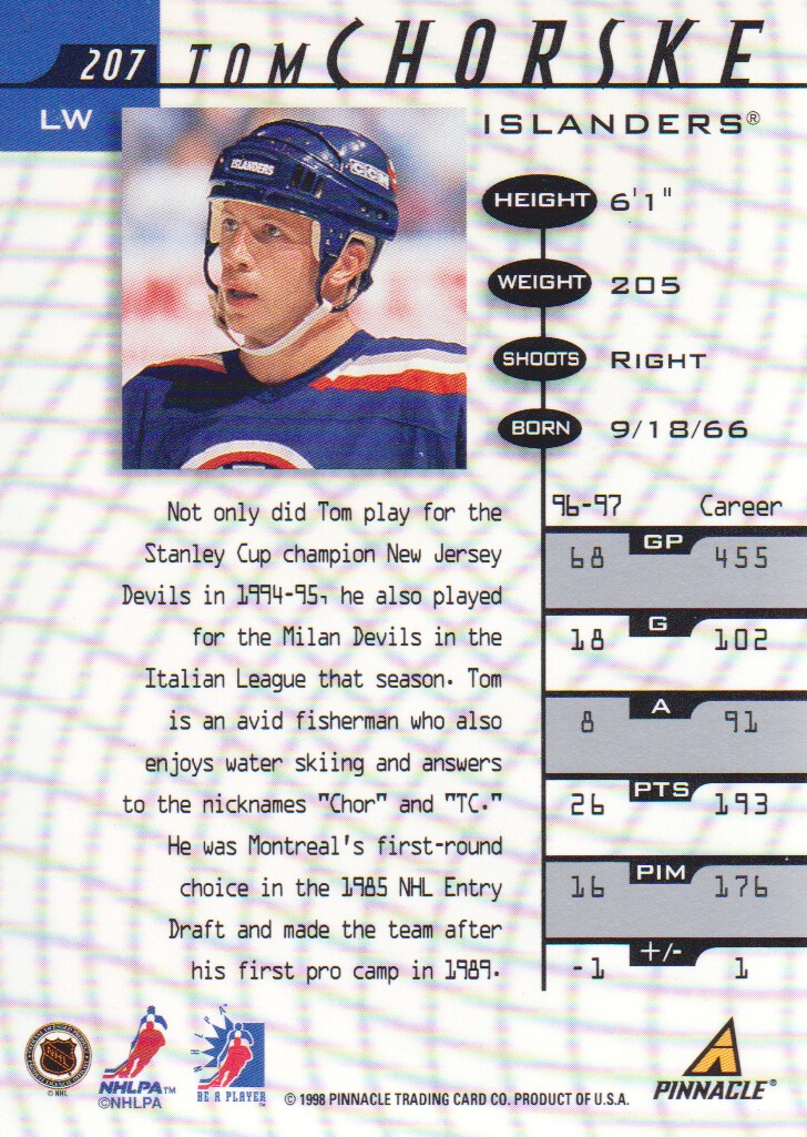 1997-98-Be-A-Player-BAP-Autograph-AUTO-Hockey-Cards-Pick-From-List miniature 19