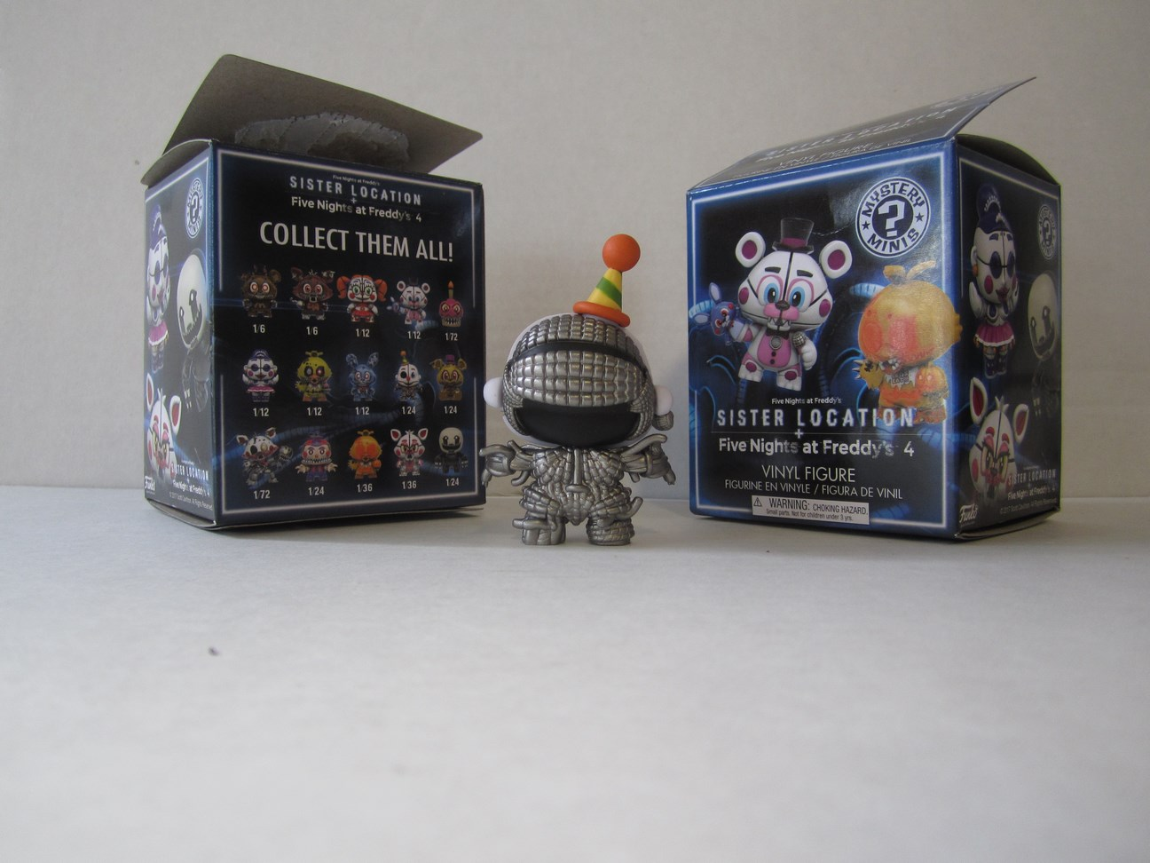 Funko Mystery VINILE Pint size Heroes Five Nights at Freddy/'s Bonny