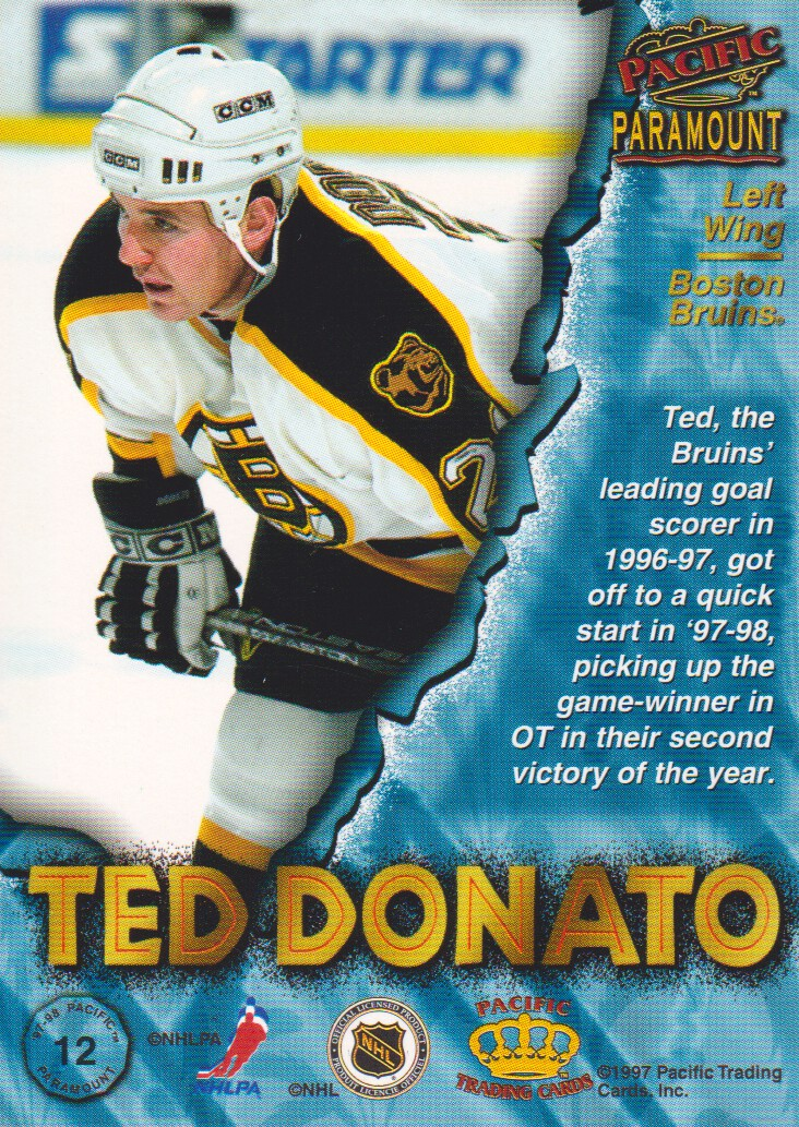 1997-98-Paramount-Emerald-Green-Parallel-Hockey-Cards-Pick-From-List thumbnail 3
