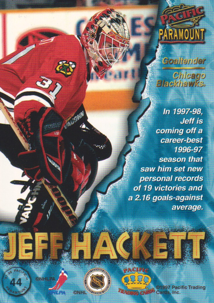 1997-98-Paramount-Emerald-Green-Parallel-Hockey-Cards-Pick-From-List thumbnail 11