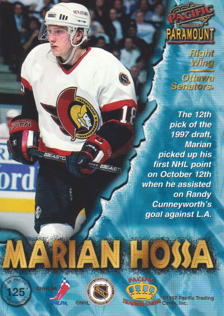 1997-98-Paramount-Emerald-Green-Parallel-Hockey-Cards-Pick-From-List thumbnail 27