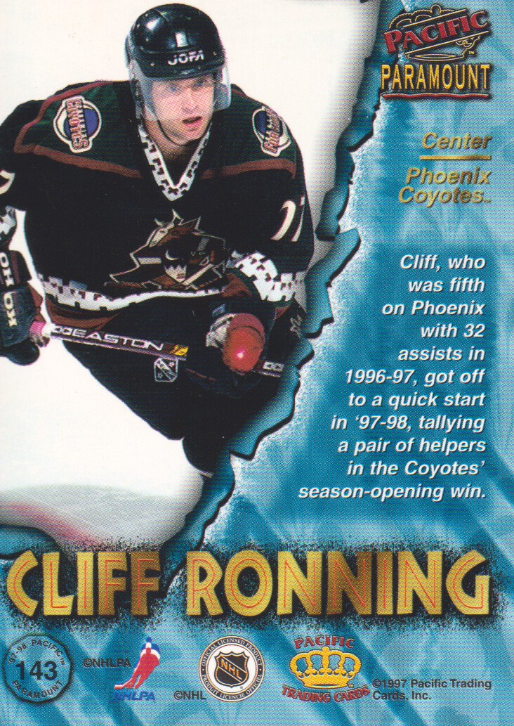 1997-98-Paramount-Emerald-Green-Parallel-Hockey-Cards-Pick-From-List thumbnail 33