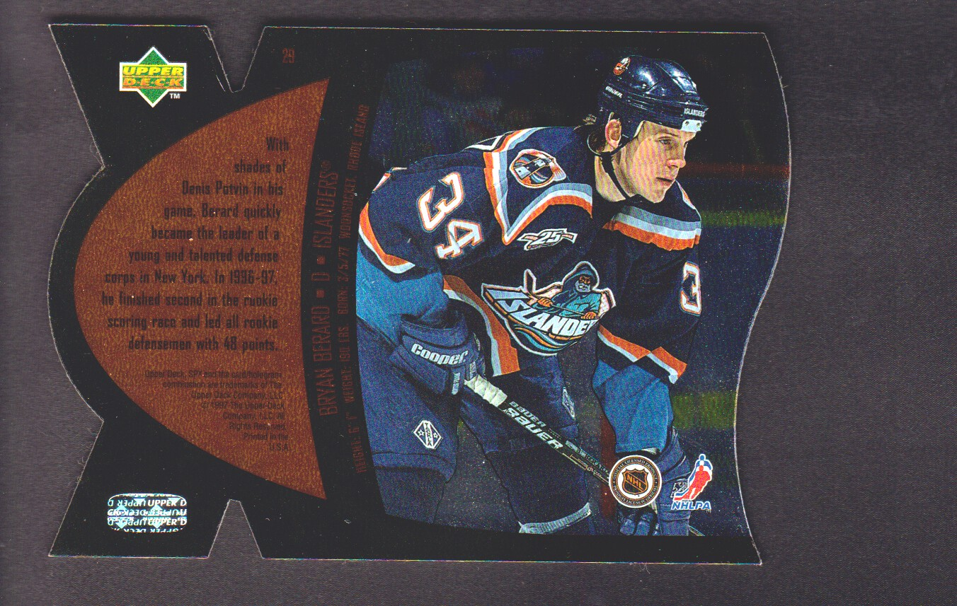 1997-98-SPx-Bronze-Parallel-Hockey-Cards-Pick-From-List miniature 5