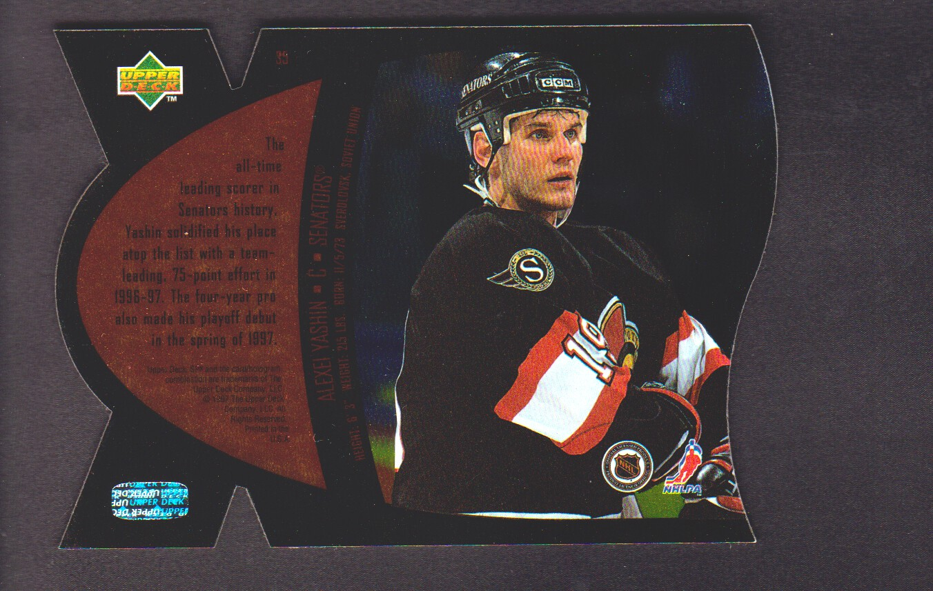1997-98-SPx-Bronze-Parallel-Hockey-Cards-Pick-From-List miniature 7