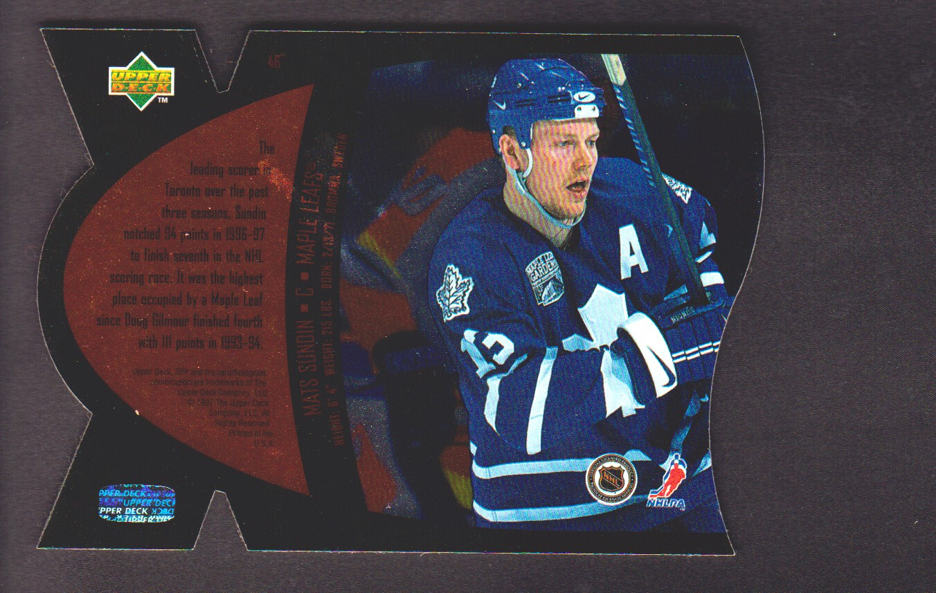 1997-98-SPx-Bronze-Parallel-Hockey-Cards-Pick-From-List miniature 9