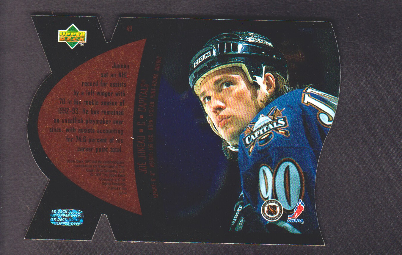 1997-98-SPx-Bronze-Parallel-Hockey-Cards-Pick-From-List miniature 11
