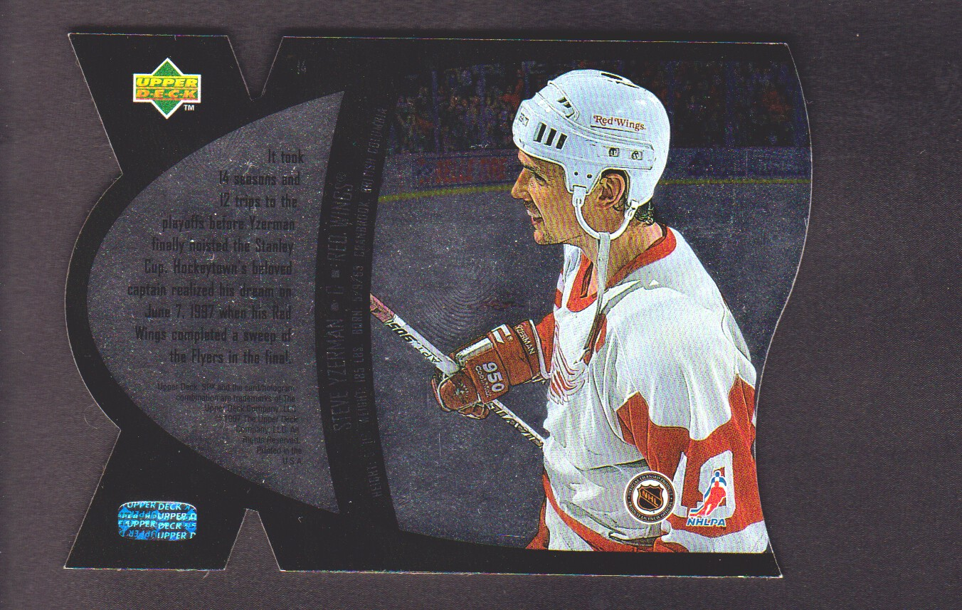1997-98-SPx-Steel-Parallel-Hockey-Cards-Pick-From-List miniature 3