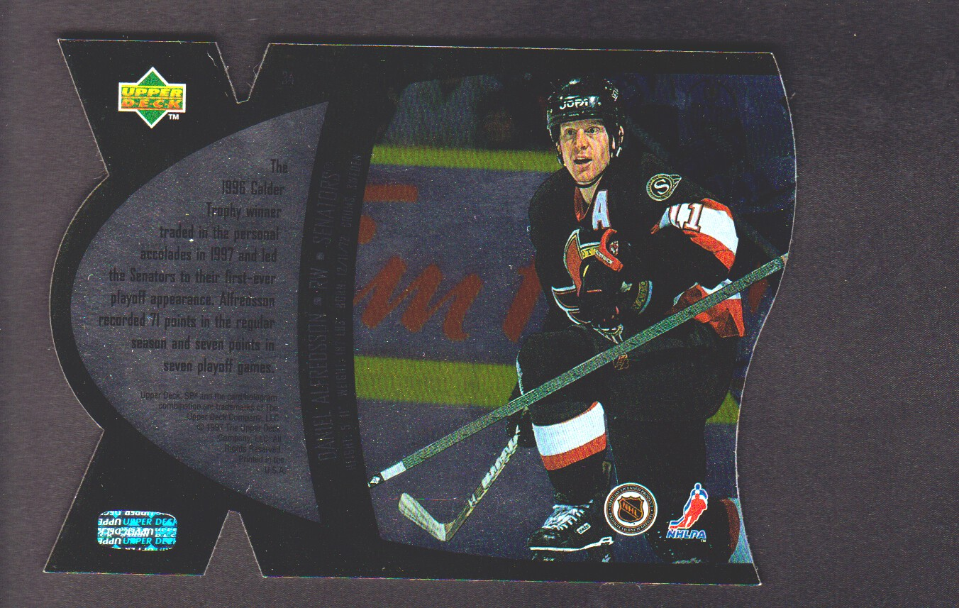 1997-98-SPx-Steel-Parallel-Hockey-Cards-Pick-From-List miniature 7
