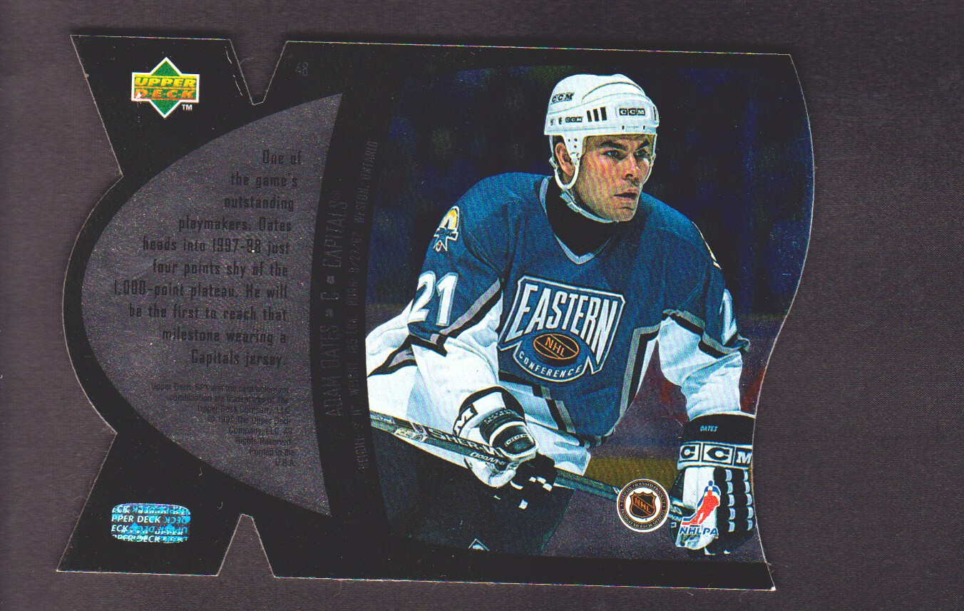 1997-98-SPx-Steel-Parallel-Hockey-Cards-Pick-From-List miniature 13