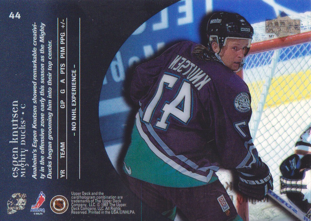 1997-98-Upper-Deck-Ice-Parallel-Hockey-Cards-Pick-From-List thumbnail 37