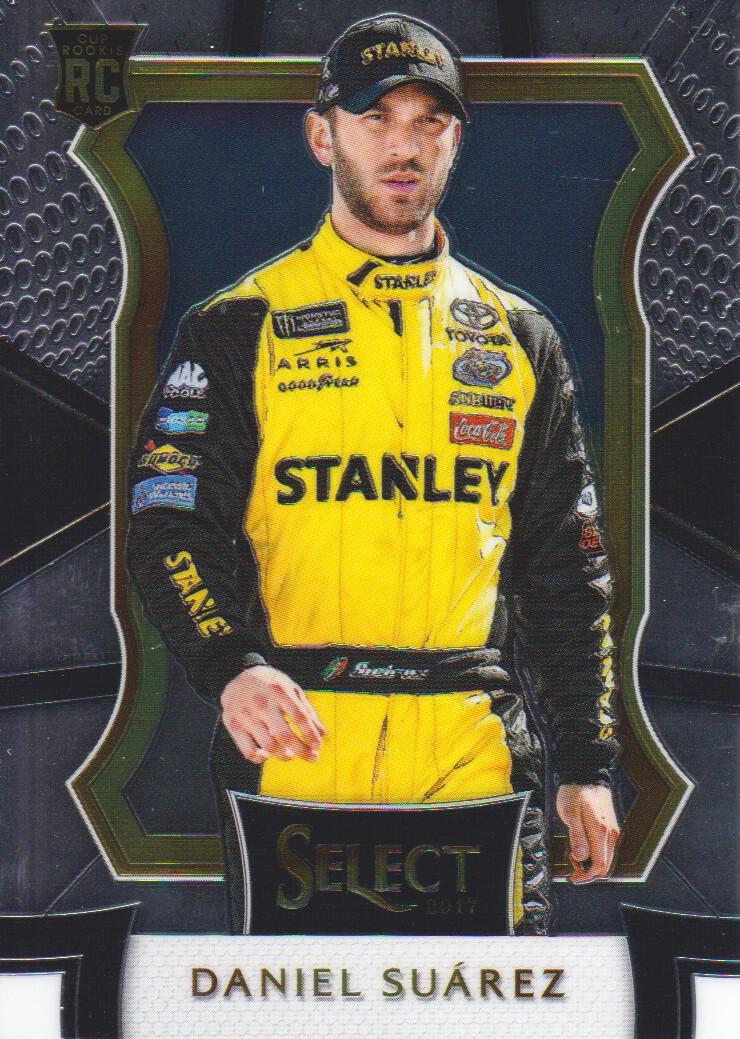 Verzamelingen Verzamelkaarten, ruilkaarten Daniel Suarez 36 2017 Torque NASCAR Racing Rookie RC