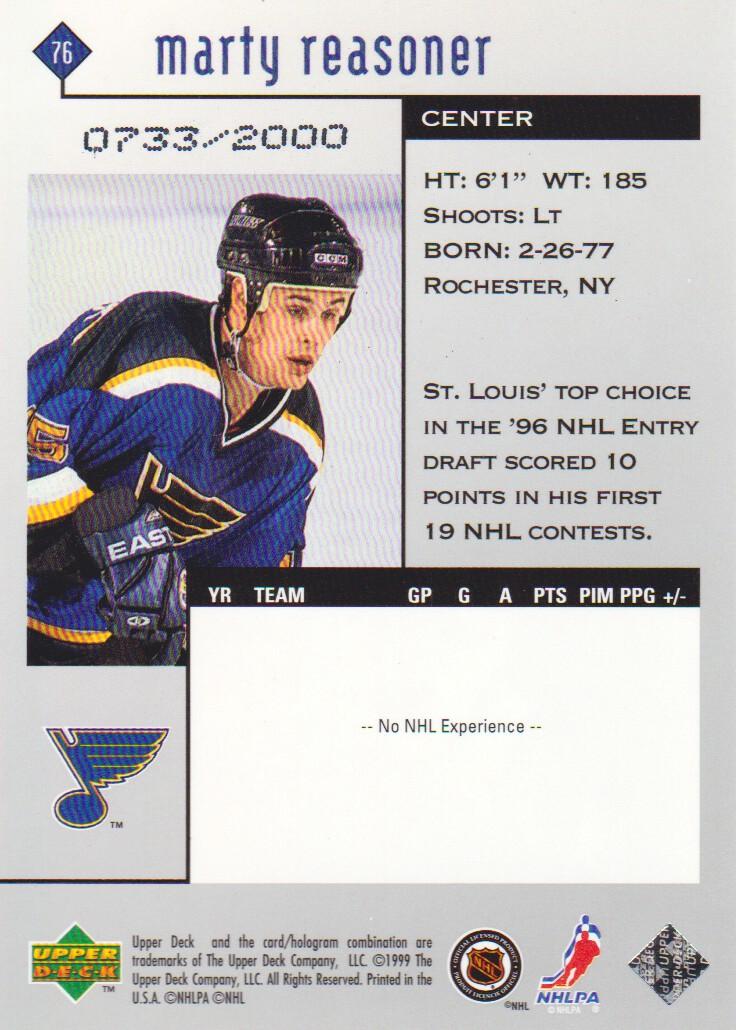 1998-99-Black-Diamond-Double-Diamond-Parallel-Hockey-Cards-Pick-From-List miniature 9