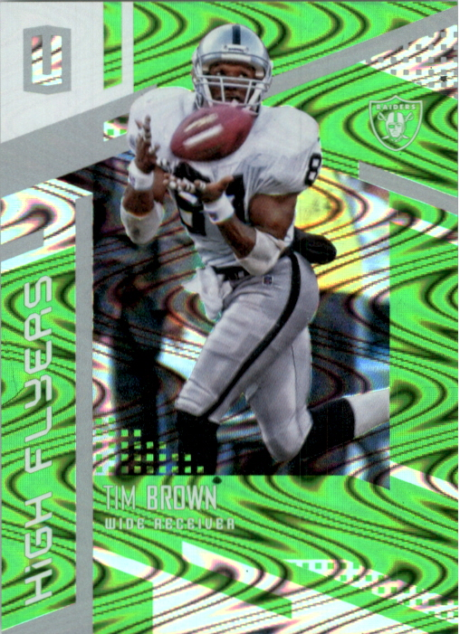 2017 Unparalleled High Flyers #8 Tim Brown