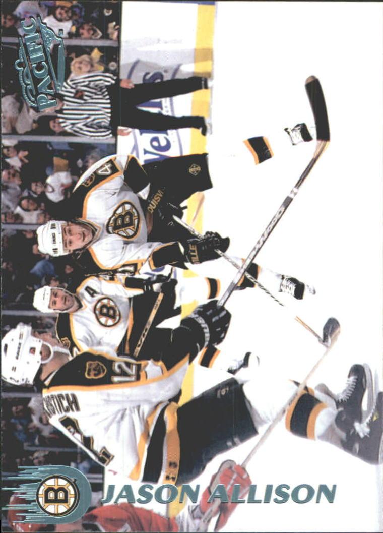 1998-99 Pacific Ice Blue #41 Jason Allison