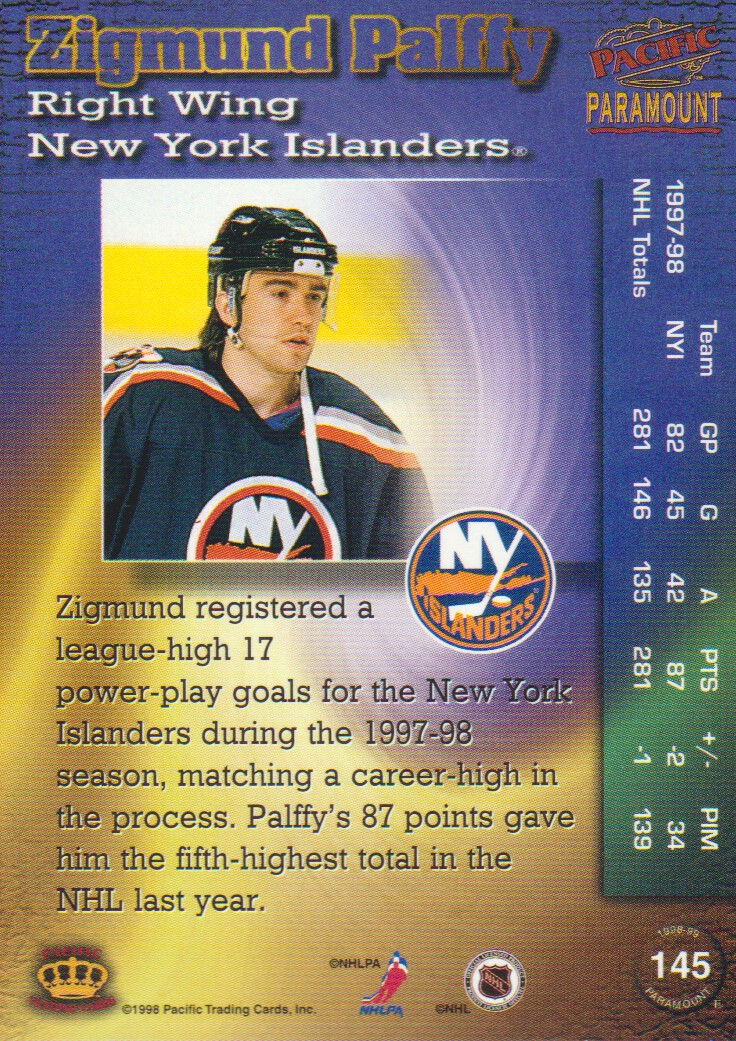 1998-99-Paramount-Copper-Parallel-Hockey-Cards-Pick-From-List thumbnail 31