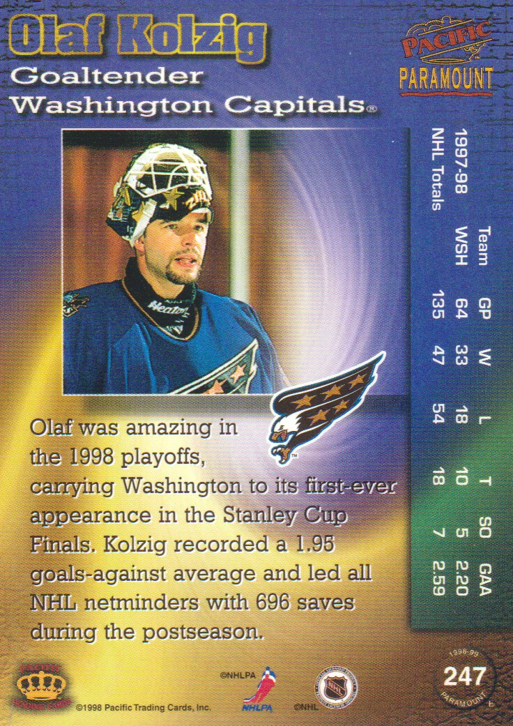1998-99-Paramount-Copper-Parallel-Hockey-Cards-Pick-From-List thumbnail 57