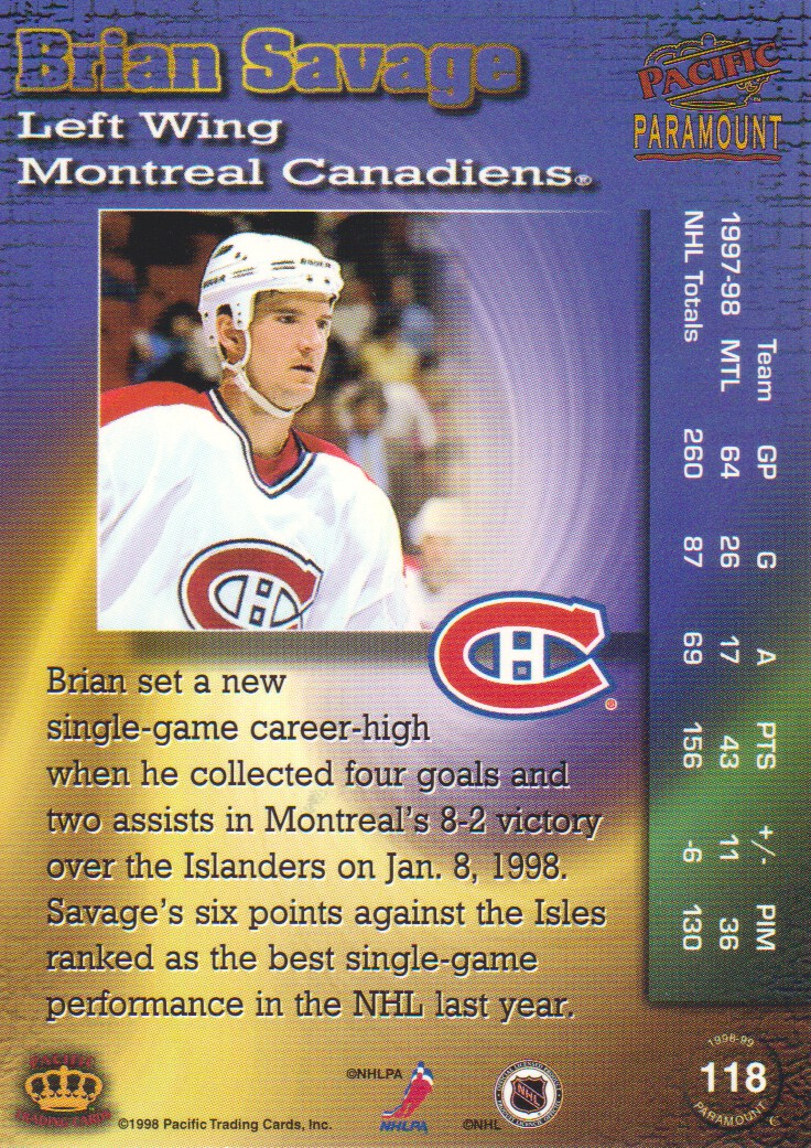 1998-99-Paramount-Emerald-Parallel-Hockey-Cards-Pick-From-List thumbnail 27