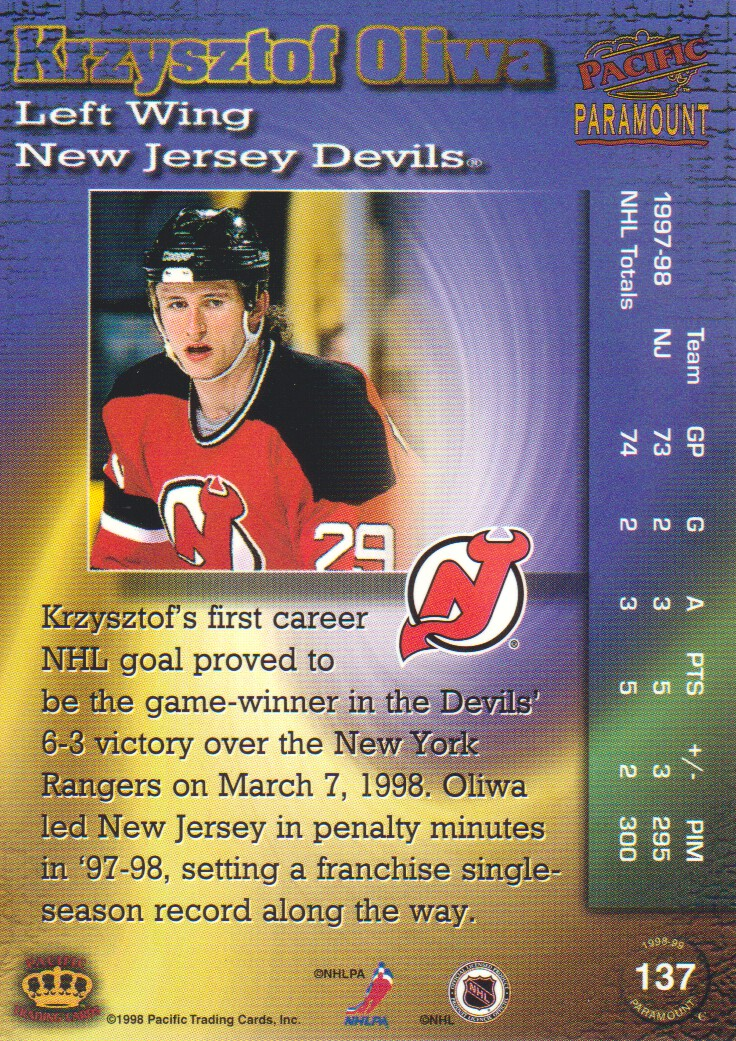 1998-99-Paramount-Emerald-Parallel-Hockey-Cards-Pick-From-List thumbnail 33