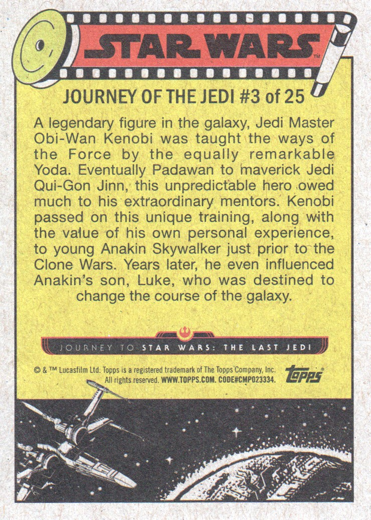 2017-Topps-Star-Wars-Journey-to-The-Last-Jedi-Trading-Cards-Pick-From-List miniature 7
