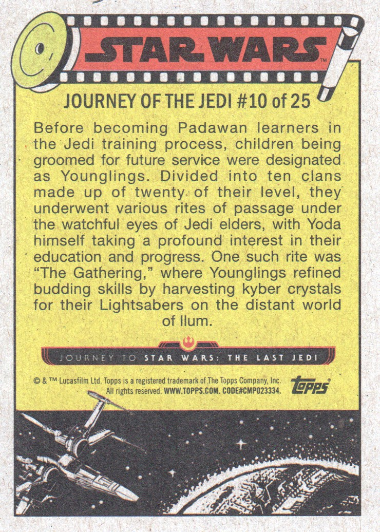 2017-Topps-Star-Wars-Journey-to-The-Last-Jedi-Trading-Cards-Pick-From-List miniature 21