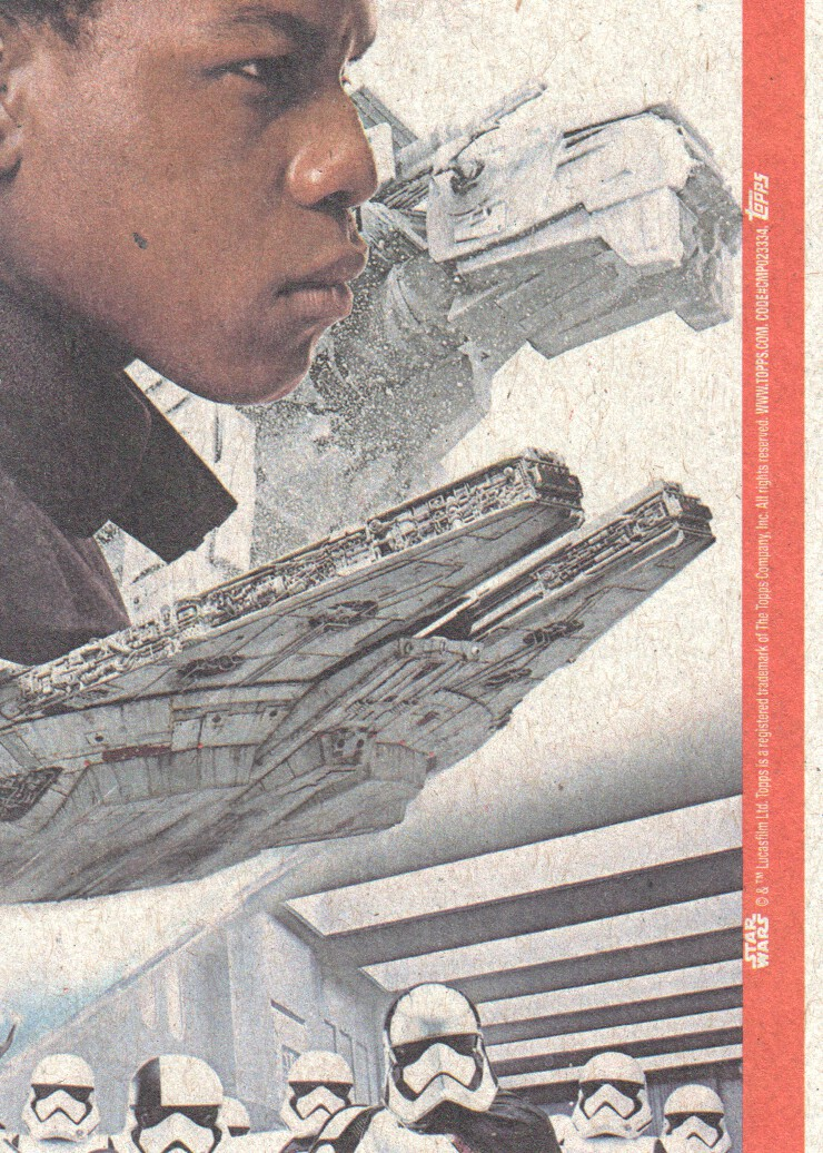 2017-Topps-Star-Wars-Journey-to-The-Last-Jedi-Trading-Cards-Pick-From-List miniature 191