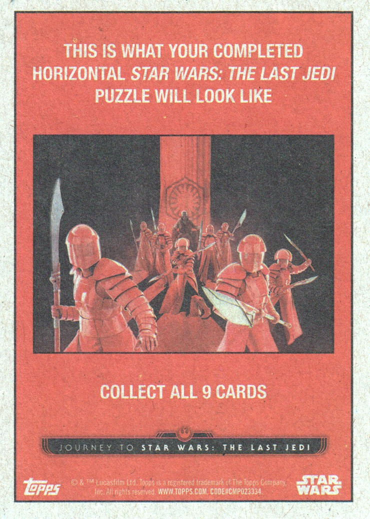 2017-Topps-Star-Wars-Journey-to-The-Last-Jedi-Trading-Cards-Pick-From-List miniature 217